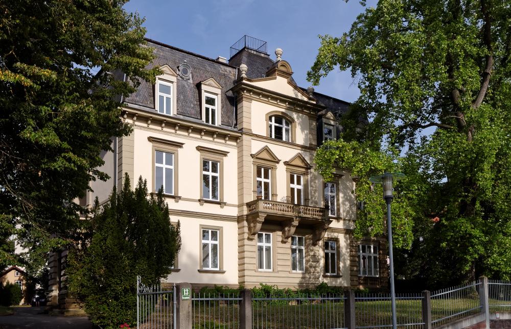 Villa Quisisana, Prinzregentenstraße, Bad Kissingen