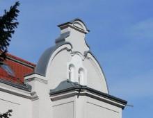 Sanierung denkmalgeschützte Villa