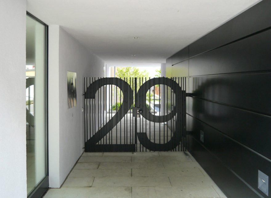 Wohn- und Geschäftshaus in der Augustenstraße