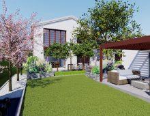 Umbau und Ereweiterung Einfamilienhaus