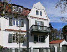 Sanierung denkmalgeschützte Doppelhaushälfte