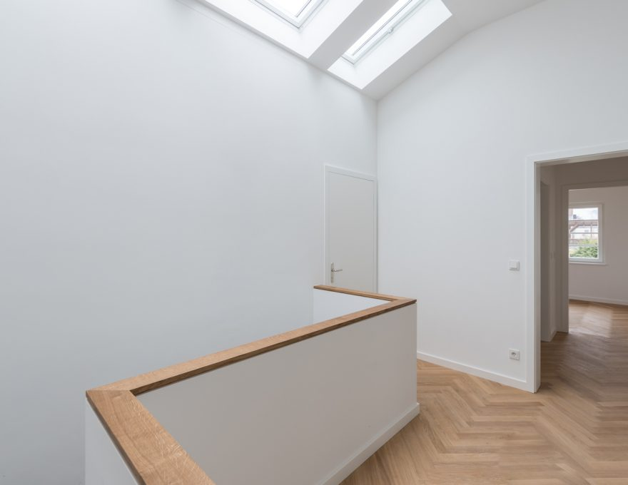 Umbau und Erweiterung Einfamilienhaus