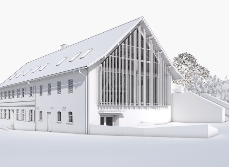 Sanierung denkmalgeschützter Einfirsthof in Andechs bei Herrsching