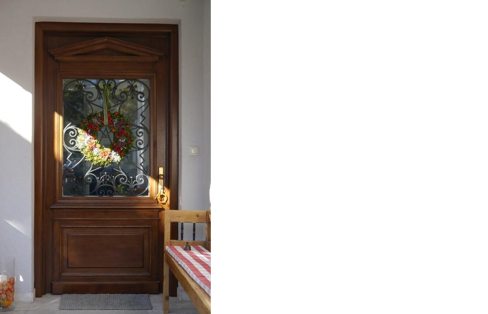 kern & toth - Ihr Architekturbüro im Hochschloß Seefeld am Pilsensee - Haustüre Umbau und Sanierung einer denkmalgeschützten Villa am Wensauerplatz in der Villenkolonie München Pasing