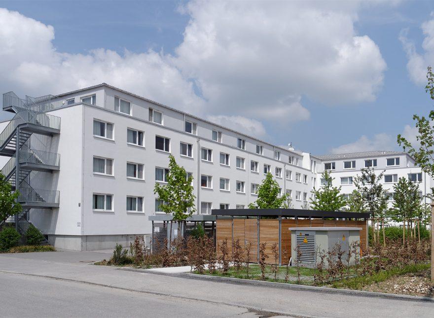 Studentenwohnheim in München