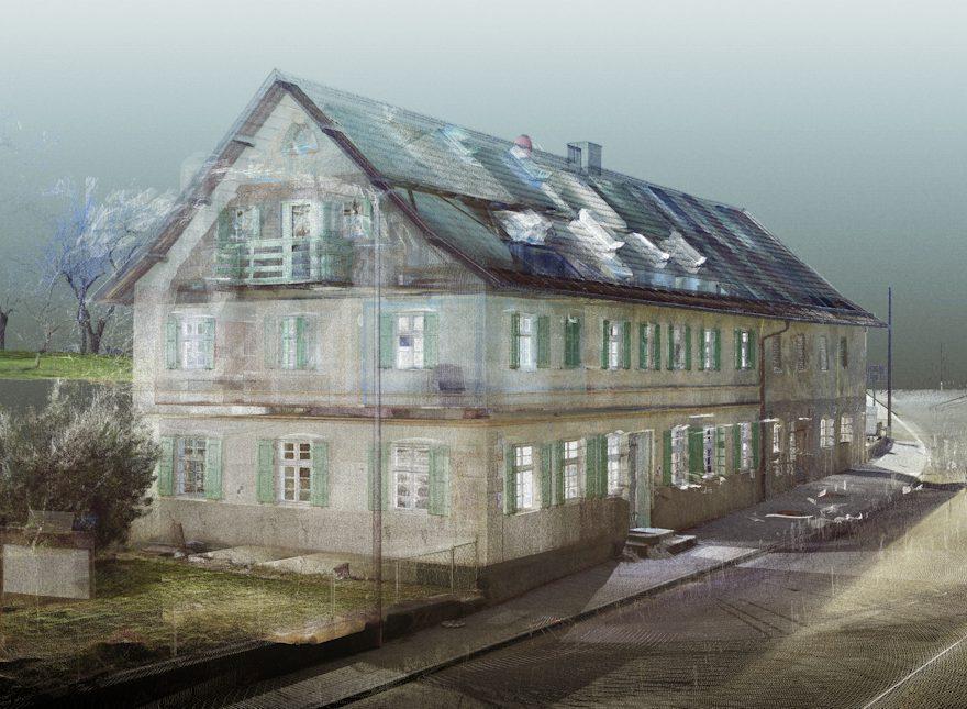 Sanierung Einfirsthof in Andechs bei Herrsching